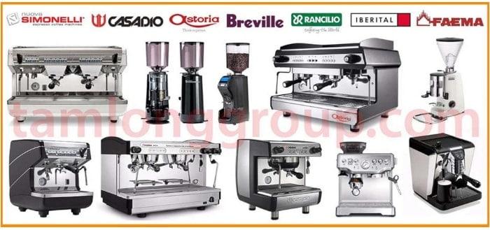 Tam Long group là một địa điểm sửa máy pha cà phê espresso