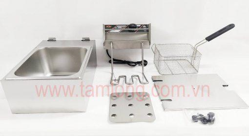 Bếp chiên 1 ngăn Sunny SN01 giá rẻ tại TPHCM