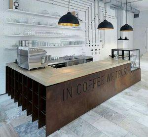 Đam mê kinh doanh và bí quyết mở quán cà phê