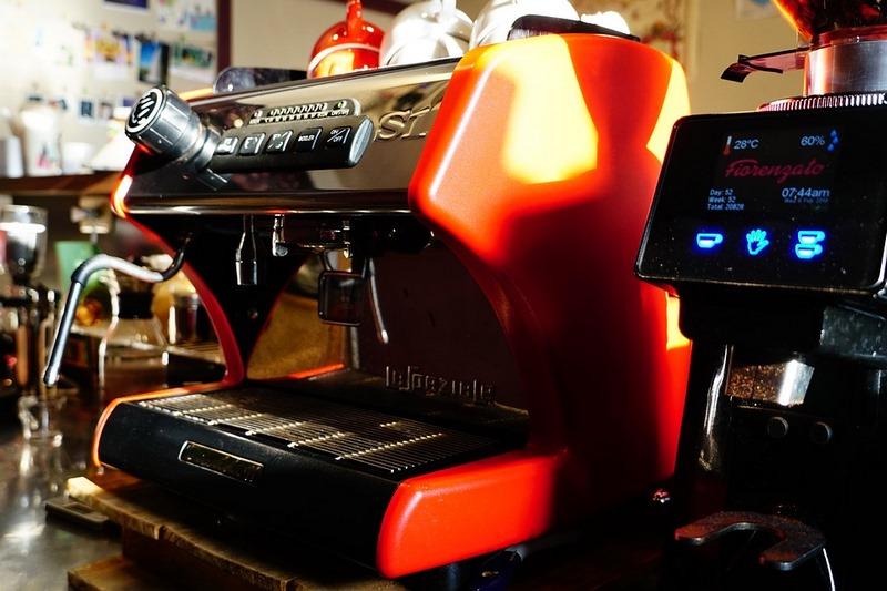 Các bộ phận của máy pha cà phê espresso