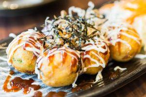 Cách làm bánh bạch tuộc Takoyaki Nhật