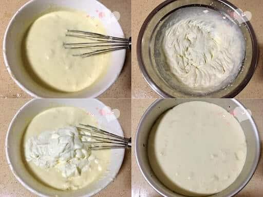 hướng dẫn làm bánh gato