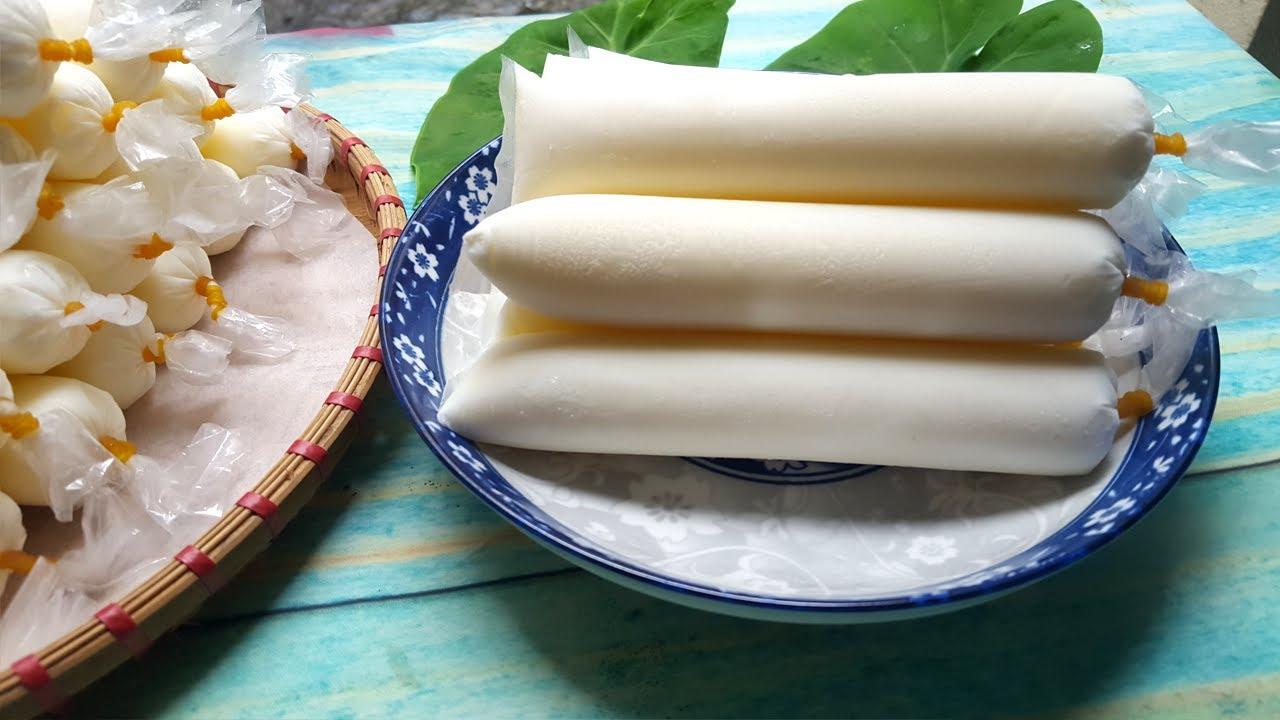 Cách làm sữa chua dẻo tại nhà bằng sữa Ông Thọ