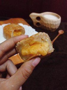 Công thức cách làm bánh Trung thu Lava tan chảy ngon như Hong Kong