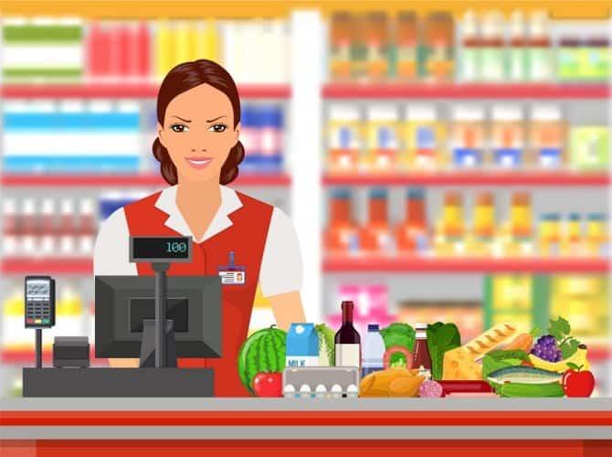 Cashier là gì Công việc chính của cashier là gì