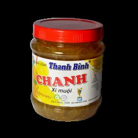 Chanh Xí Muội Thanh Bình 900gr