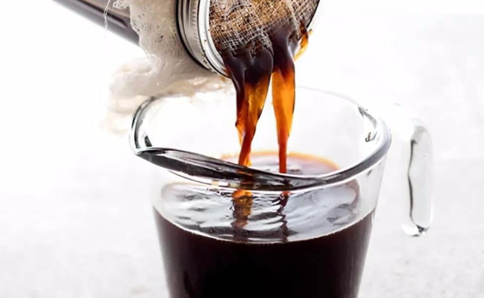 tỷ lệ pha chế cold brew coffee