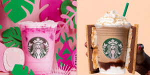 Công thức pha chế đồ uống của Starbucks