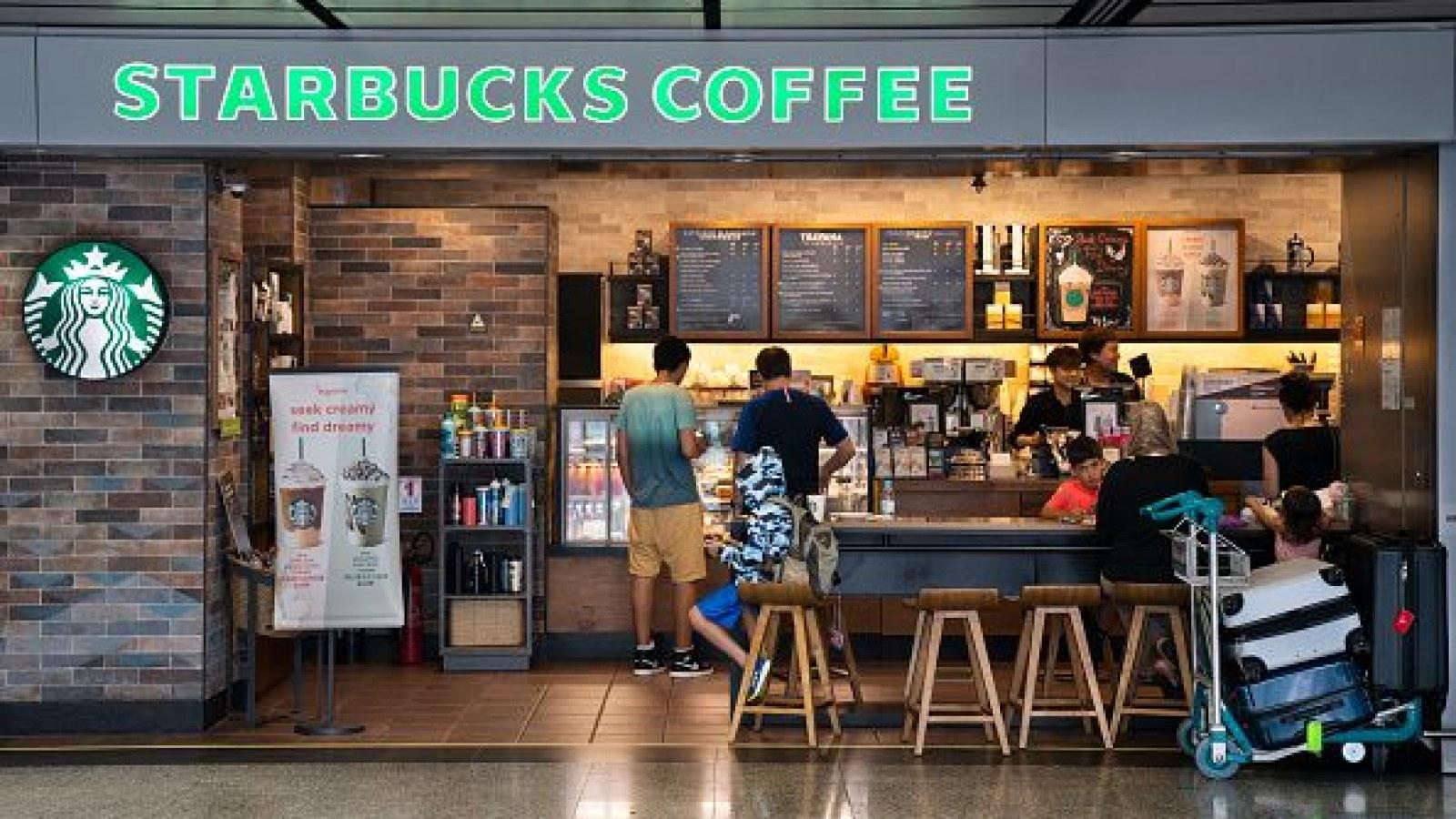 Công thức pha chế đồ uống Starbucks
