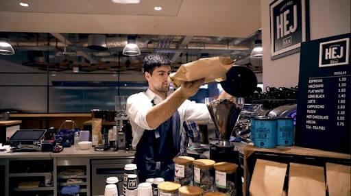 địa chỉ học pha chế để mở quán cafe