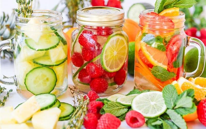 Khóa trái cây tươi Detox và sữa hạt dinh dưỡng