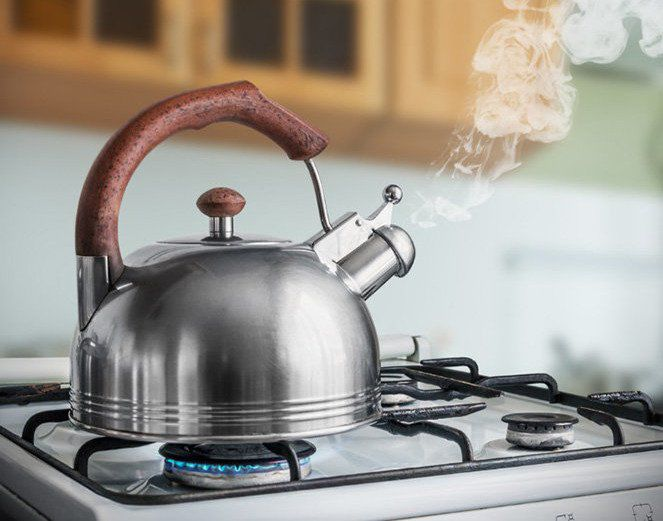Dùng nước máy để nấu ăn có được không?