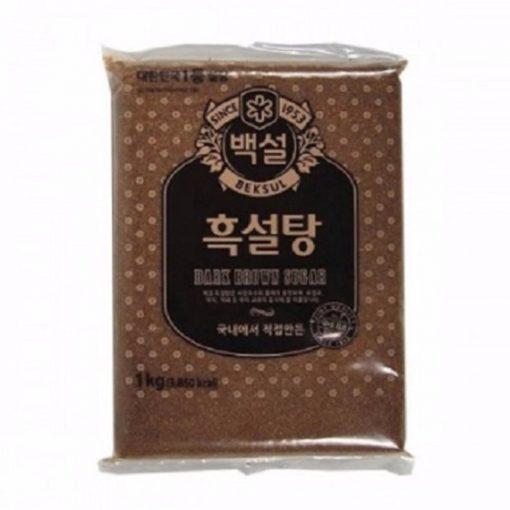Đường đen Hàn Quốc Beksul 1Kg