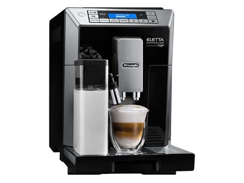 hướng dẫn sử dụng máy pha cappuccino