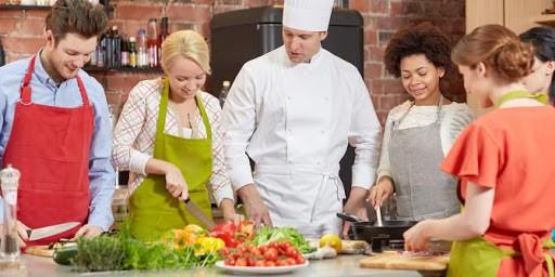 học nấu ăn mở quán