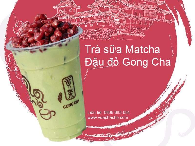 học pha chế trà sữa gong cha koi ding tea phúc long