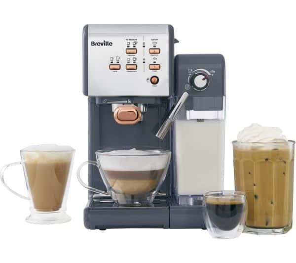 Cách sử dụng máy pha cà phê Breville có khó không?