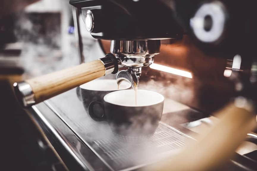 cách sử dụng máy pha cà phê cappuccino