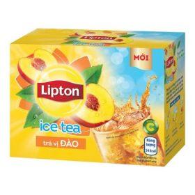 Trà Lipton Ice Tea vị đào 224g (16góix14gr)