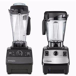 Hình ảnh máy xay sinh tố Vitamix 5200 và Vitamix 5300