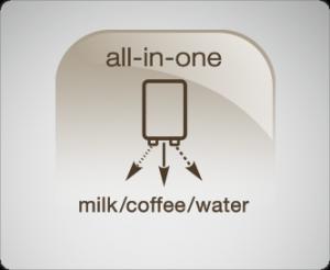 Chức năng all in one mang tới cho bạn những ly cà phê thơm ngon nhất
