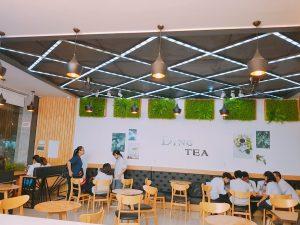 Kế hoạch kinh doanh quán trà sữa