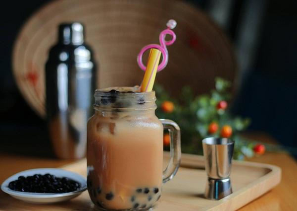 Khóa học trà sữa và thạch có nhân tại Tam Long