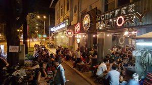 Tư vấn mở quán cà phê rang xay hiệu quả tại TPHCM
