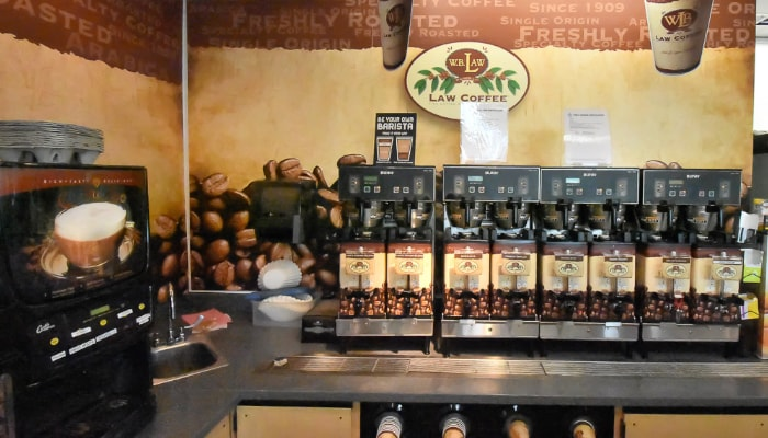 Tham khảo những mẫu cửa hàng cà phê đẹp, cuốn hút và áp dụng