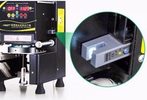 Có nên sử dụng máy dập nắp ly, máy ép miệng ly tự động cho quán đồ uống ?