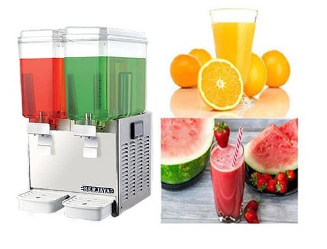 Máy làm lạnh nước trái cây nên chọn loại nào cho tốt