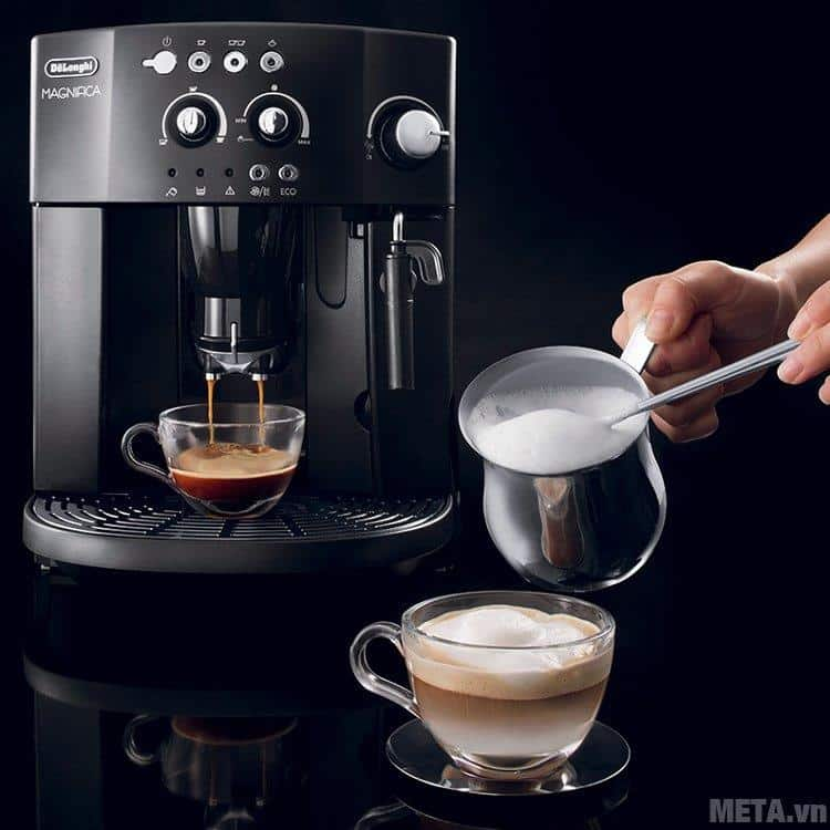 Máy pha cà phê Delonghi ESAM 4000.B