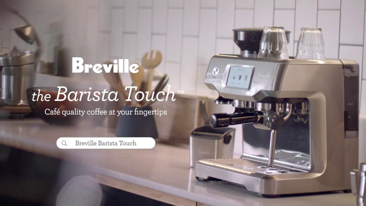 Máy pha cà phê Breville BES880XL Barista Express