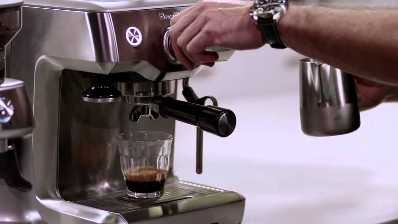 Máy pha cà phê Breville Duo Temp Pro