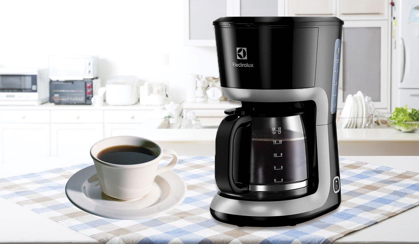 Máy pha cà phê hạt