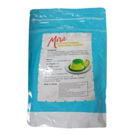 Bột Pudding Mira dưa lưới 1kg