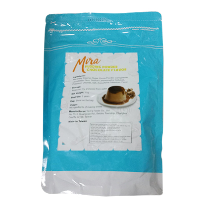 Bột Pudding Mira chocolate 1kg