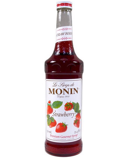 Siro Monin  Dâu 700ml