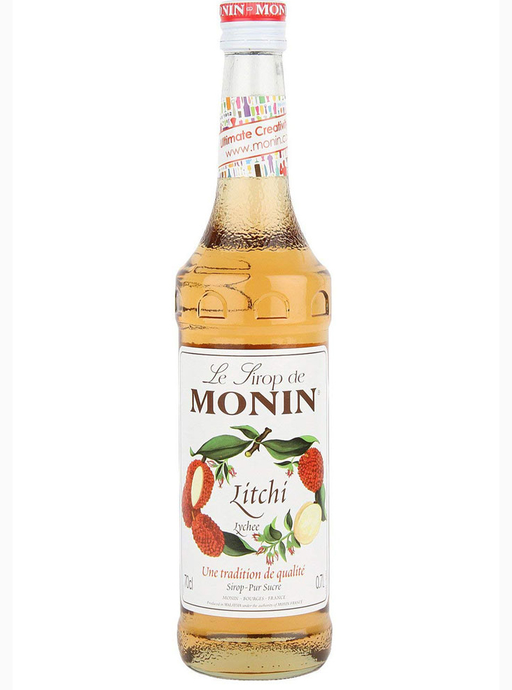 Siro Monin Vải 700ml