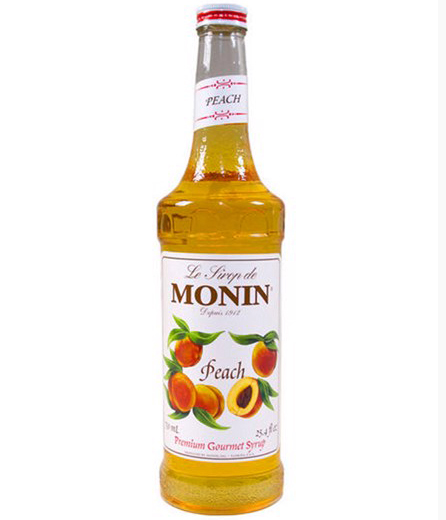 Siro Monin Đào 700ml