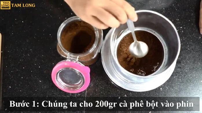 Cách pha chế cafe ngon đậm hương vị