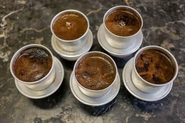 công thức pha cafe ngon
