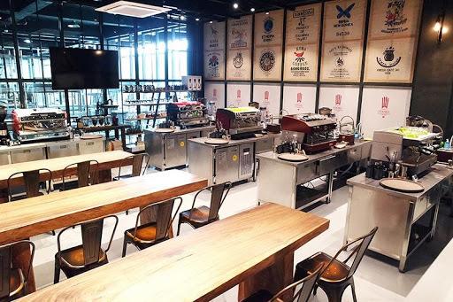 Khóa học pha chế để mở quán cà phê tại Tam Long