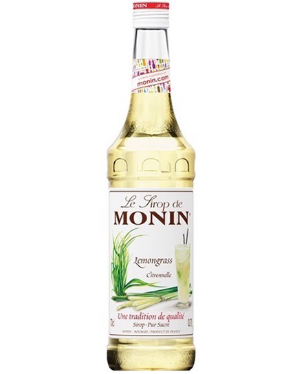 Siro Monin Sả 700ml
