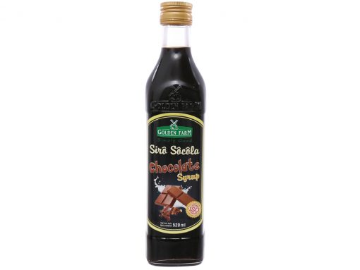 Siro Socola Golden Farm 520ML
