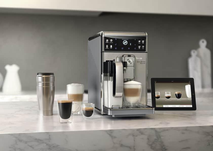 sử dụng máy pha cà phê cappuccino dễ dàng