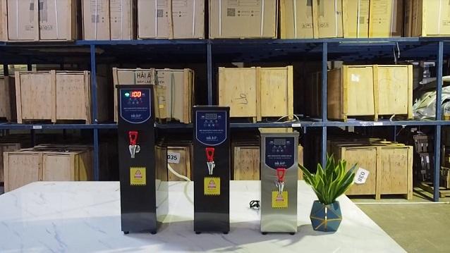 Sửa chữa máy đun nước nóng