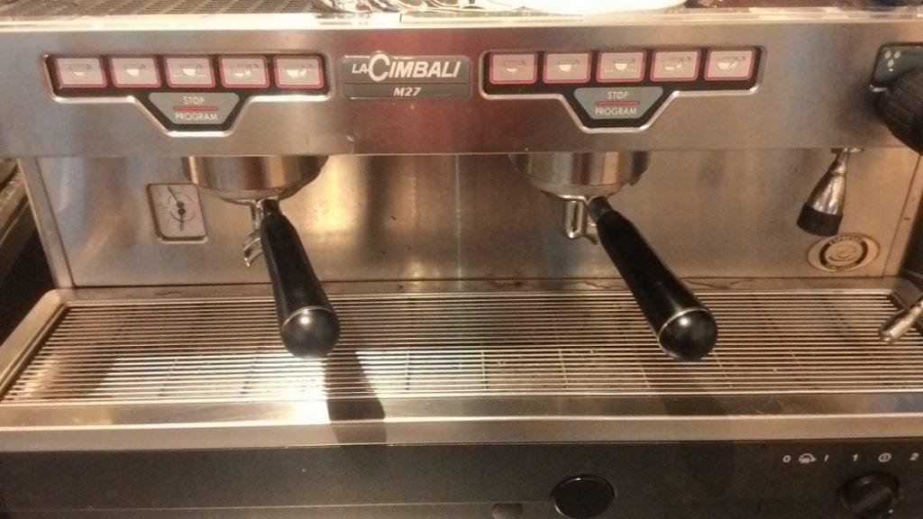 sửa chữa máy pha cà phê
