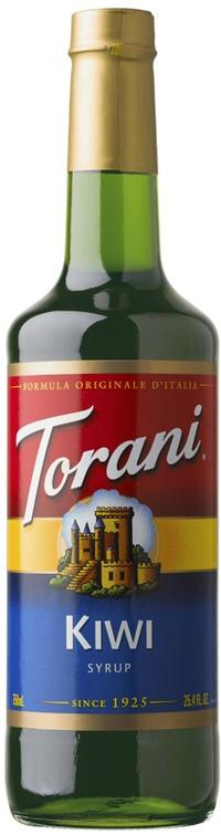 Siro Kiwi Torani 750ML