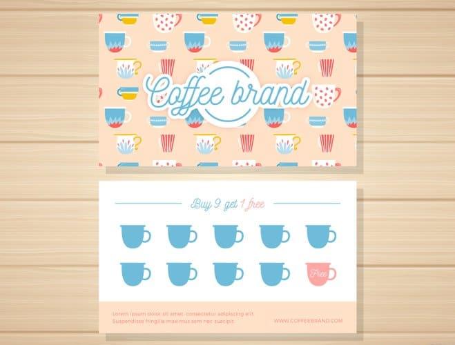 Thẻ tích điểm trà sữa phải có khi kinh doanh trà sữa
